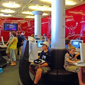 Интернет-кафе Дегтярска