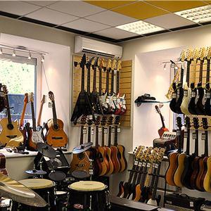 Музыкальные магазины Дегтярска