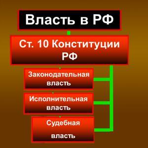 Органы власти Дегтярска