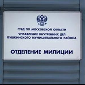 Отделения полиции Дегтярска