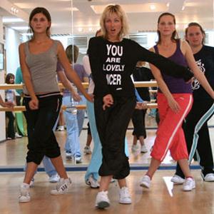 Школы танцев Дегтярска