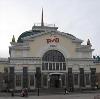 Железнодорожные вокзалы в Дегтярске