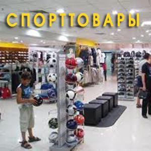 Спортивные магазины Дегтярска